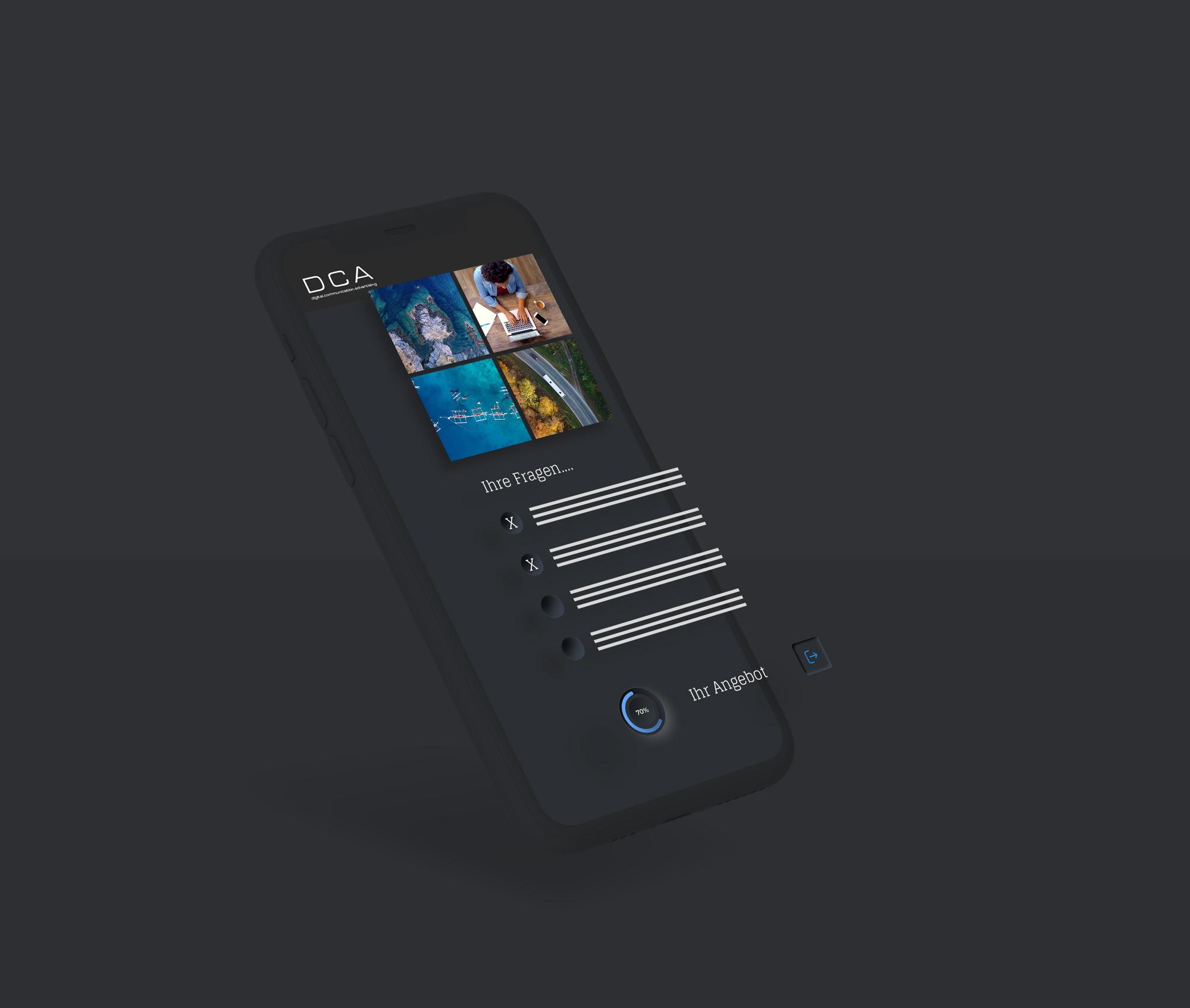Applikationsdesign