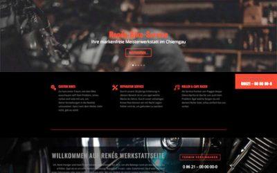 Renés Bike Service – Jetzt Online!